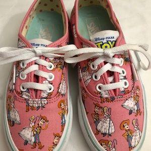 b6a1bd0f699690 vans off the wall Shoes - Vans Off The Wall Disney Bo Peep Sneakers Kids 1